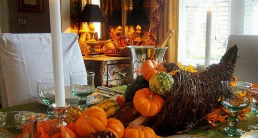 Ways Organically Decorate Your Thanksgiving Home