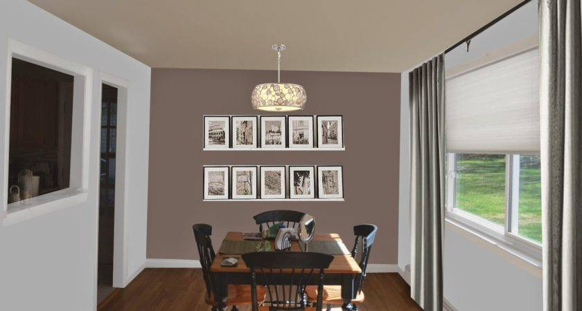 Weafer Design Living Room Dining Paint Colors