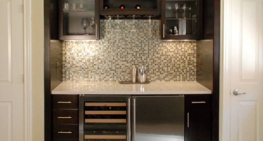 Wet Bar Ideas Basement Contemporary None