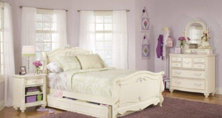 White Bedroom Furniture Idea Amazing Home Design
