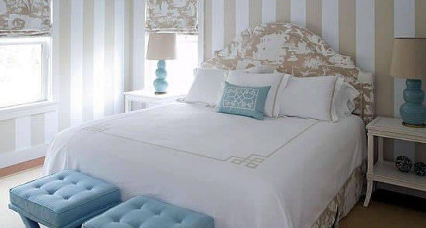 White Beige Bedroom Contemporary Ashley