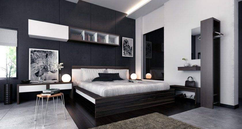 Black Brown Bedroom Furniture Ideas Photo Gallery Homes Decor