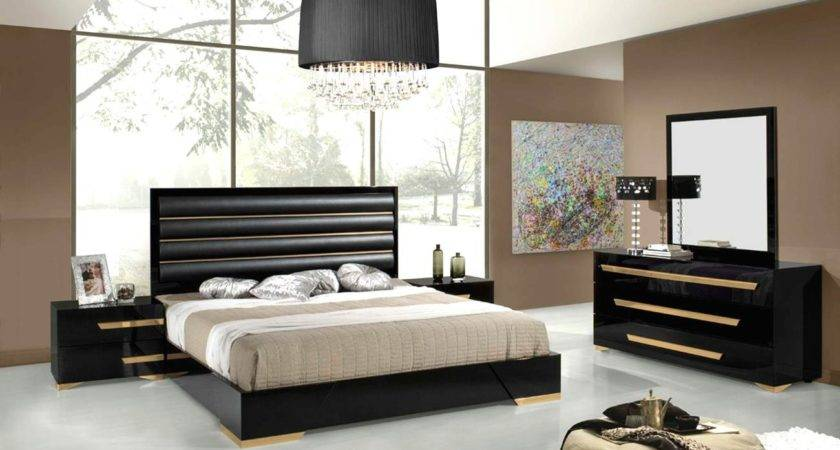 White Contemporary Bedroom Sets