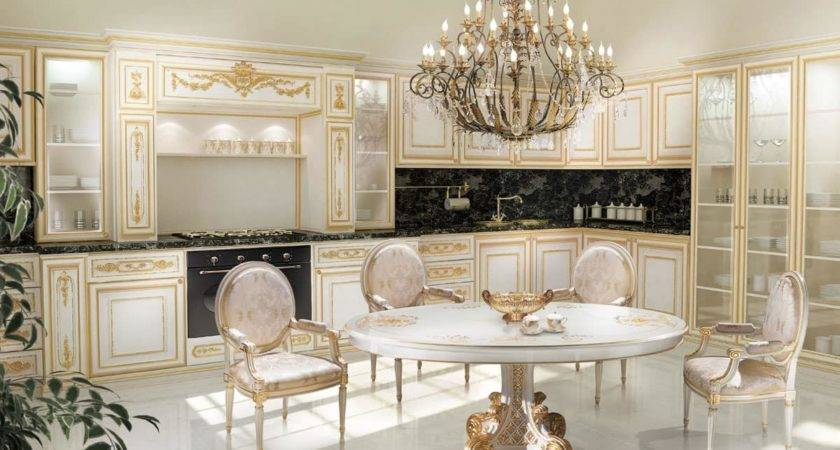 White Gold Kitchen