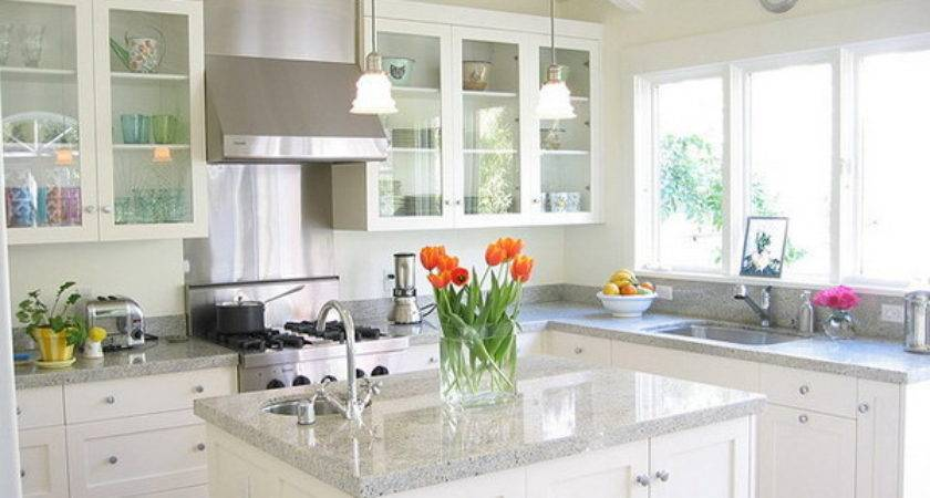 White Kitchen Designs Why Small
