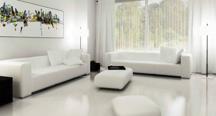 White Living Room Ideas Dgmagnets