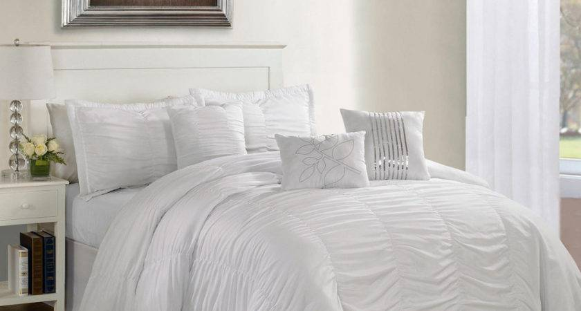 White Master Bedroom Furniture Style Styles