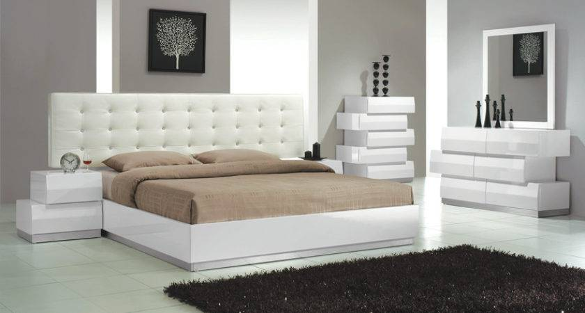 White Modern Bedroom Sets Review Design