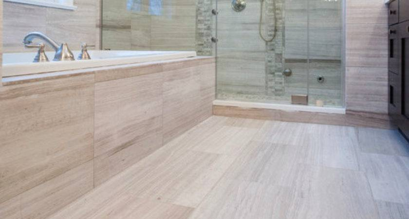 White Oak Polished Marble Floor Wall Tile