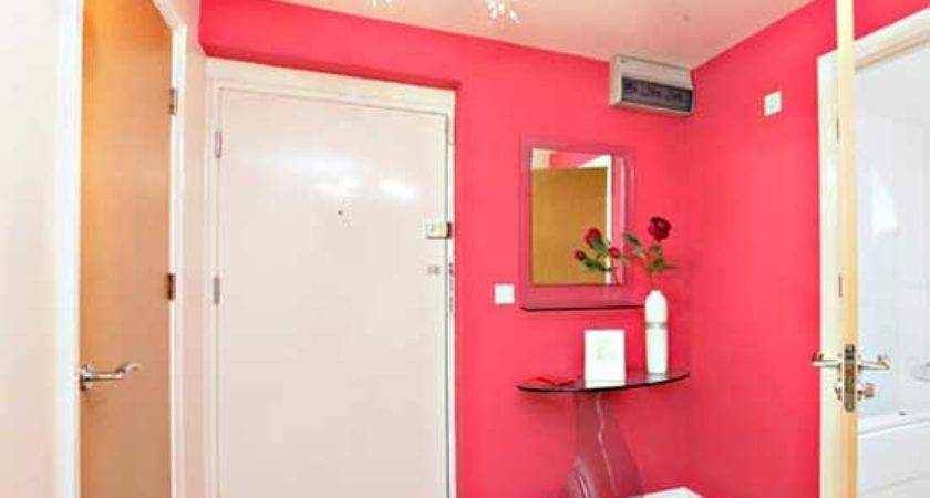 White Rose Interior Wall Paint Color Scheme Modern House