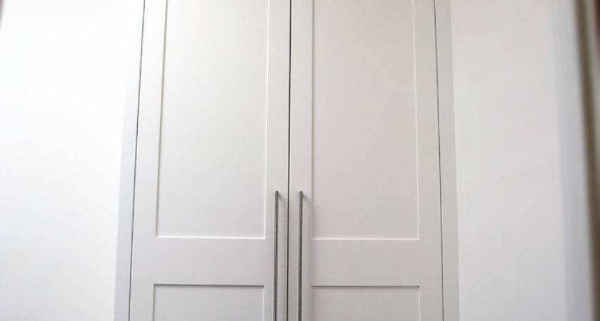 White Traditional Built Wardrobe Bespoke Furniture