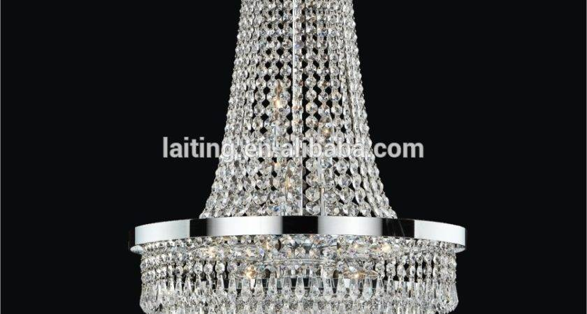 Wholesale Chrome Plated Cheap Crystal Chandelier Light
