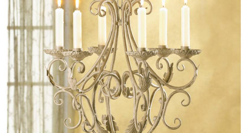 Wholesale Wrought Iron Chandelier Buy Candle