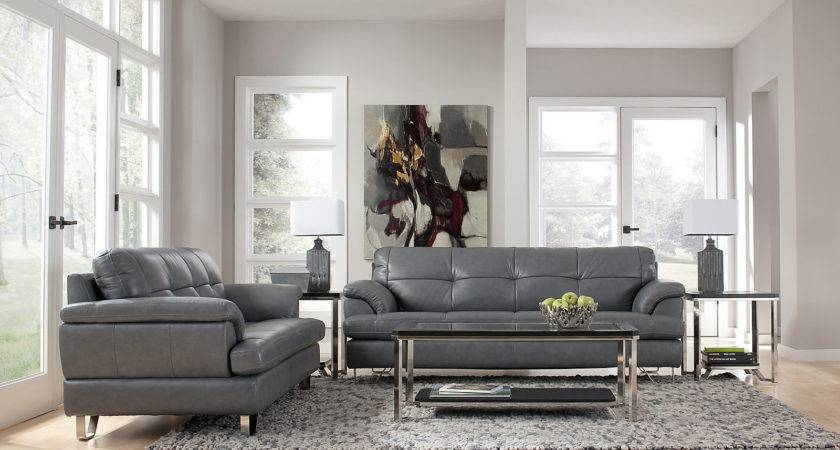 Wonderful Gray Living Room Furniture Designs Grey