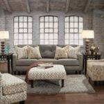 Wonderful Grey Living Room Sets Design Gray Leather