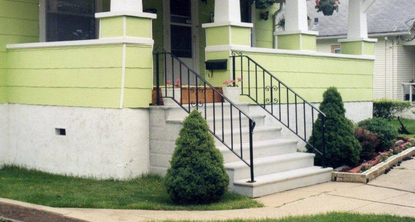 Wonderful Railings Steps Home Ideas Collection