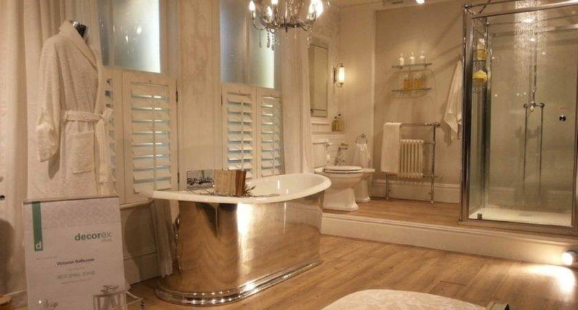 Wonderful Victorian Bathroom Tile Ideas