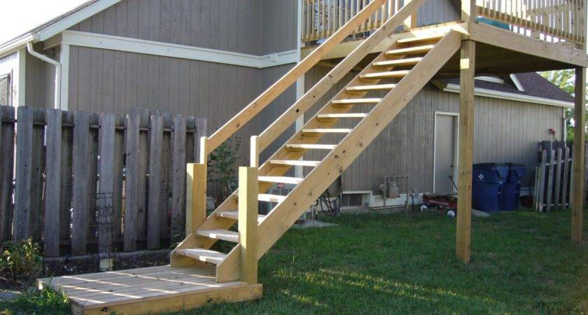 Wood Ammo Box Projects Make Exterior Stairs