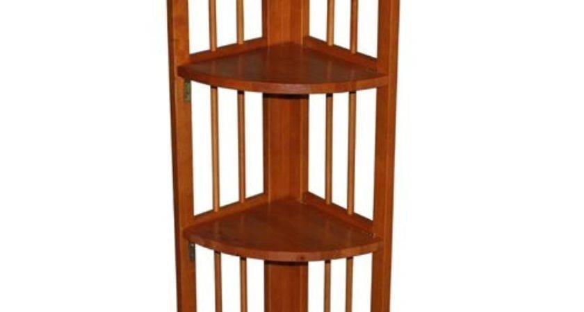 Awesome Wooden Corner Shelves Furniture 24 Pictures Homes Decor