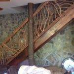 Wood Stair Handrail Staircase Remarkable Winsome