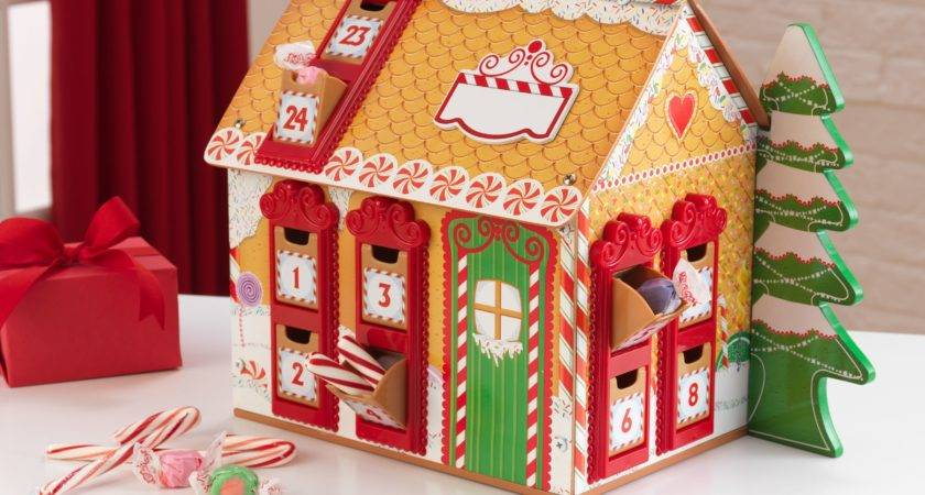 Wooden Advent Calendar Wayfair
