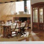 Wooden Italian Dining Room Set Ideas Modern