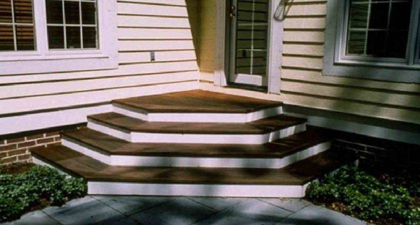 Woodwork Build Wood Deck Steps Pdf Plans