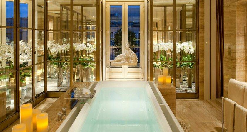 World Most Luxurious Hotel Bathrooms Revealed