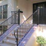 Wrought Iron Handrails Steps Jbeedesigns Outdoor