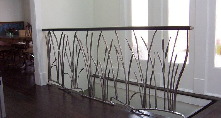 Wrought Iron Interior Design House Decoration
