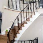 Wrought Iron Stair Railings Interior Newsonair