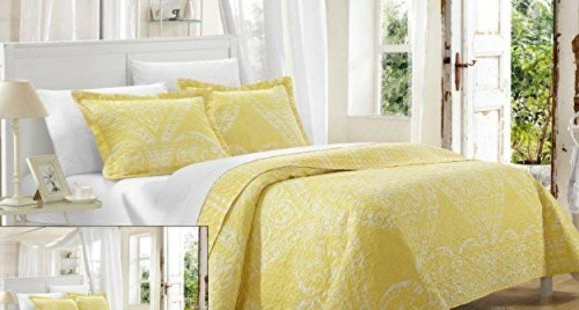 Yellow Bedding Sets Bright Sunny Bedroom Decor