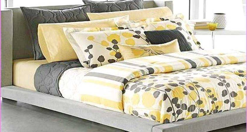 Yellow Blue Bedding Bed Sheet