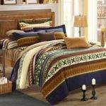 Yellow Brown Comforter Sets
