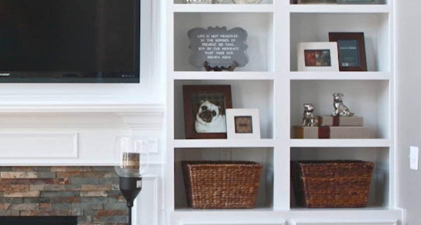 Yellow Cape Cod Extreme Fireplace Makeover
