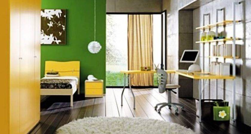 Yellow Green Bedroom Decor Ideasdecor Ideas