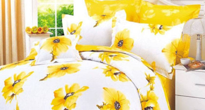 Yellow Orange Red Pink Bedding Sets Color Symbolism