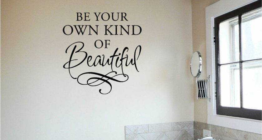 Your Own Kind Beautiful Marilyn Monroe Wall Art