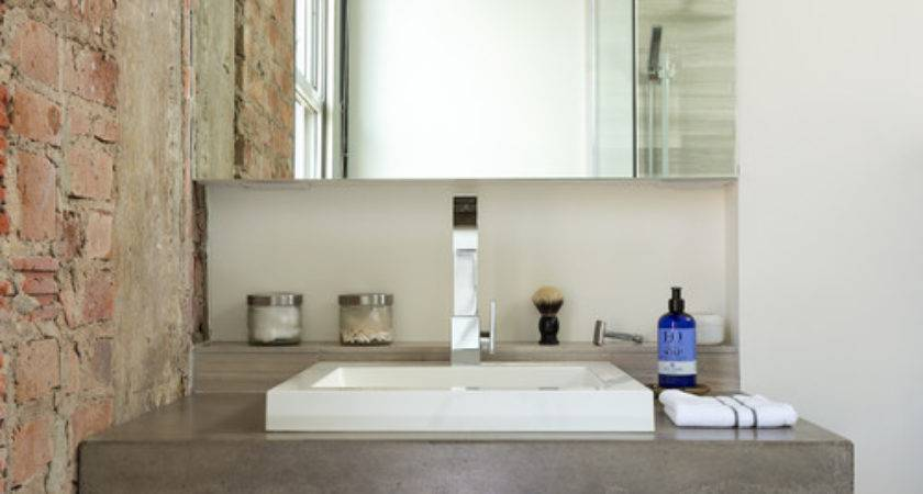 Your Style Industrial Bathroom Elements