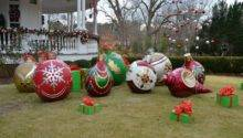 Yourself Outdoor Christmas Decorations